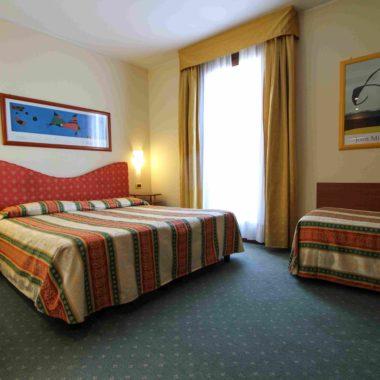 Hotel Mirò doppia uso singola